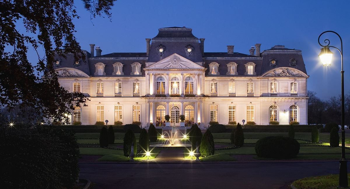 Chateau D Artigny Best Hotel Spa In The Loire Valley
