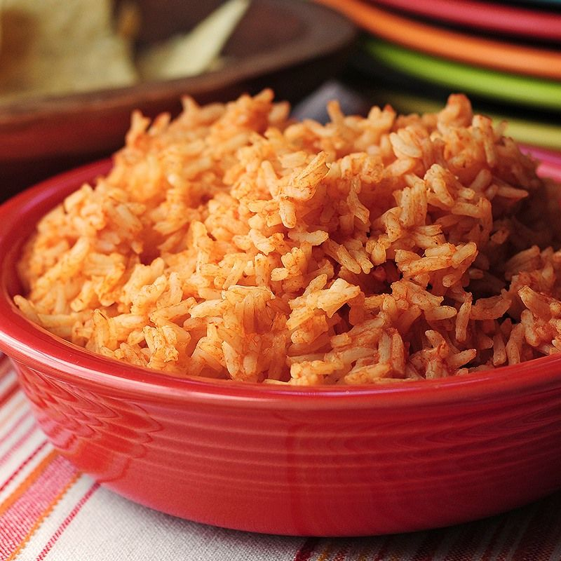 Easy Mexican Rice Recipe Recipe Mexican Rice Recipes Mexican Rice Easy Recipes