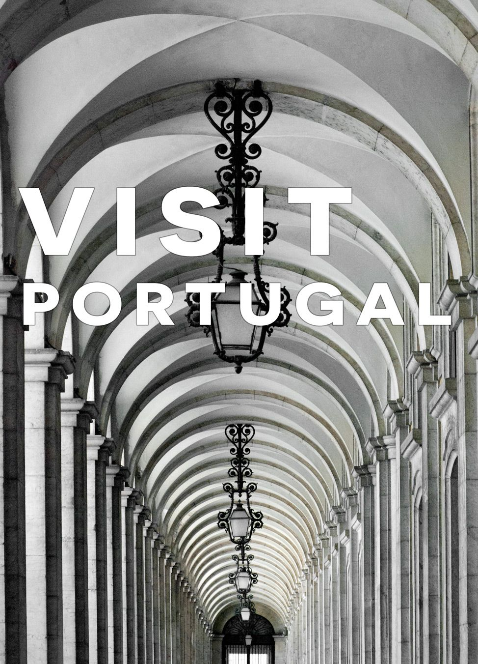 Here's where we're pinning all of the beautiful places in Portugal!