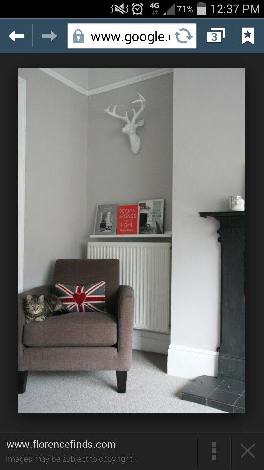 shelf over radiator move the radiator or just have a helpful shelf above current location
