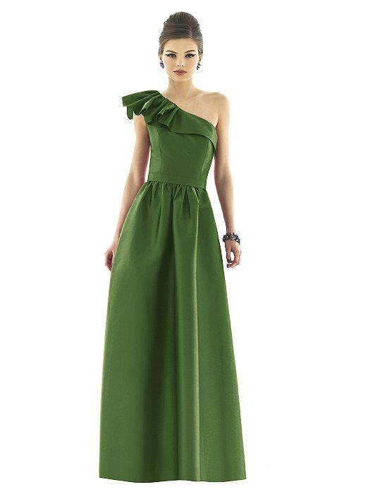 Alfred Sung Bridesmaid Style D545 I\'m toying with thus color ...