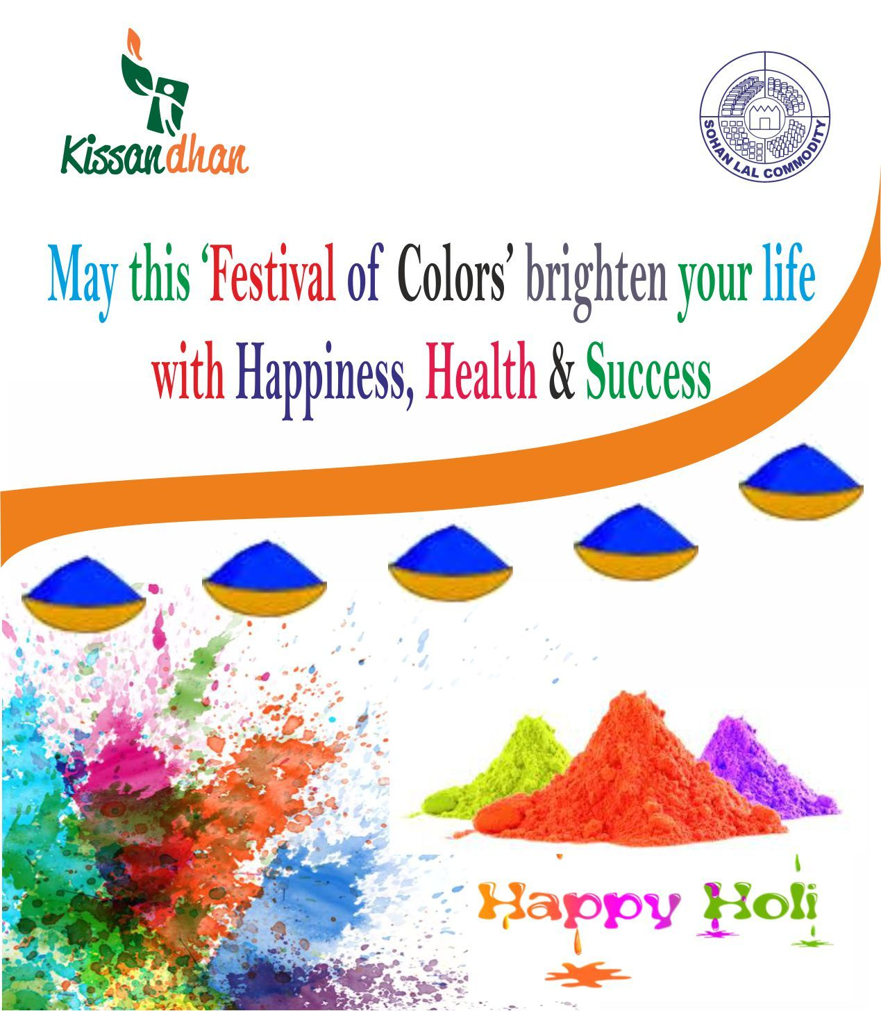 Slcm wishes you a very happy holi festival greetings pinterest slcm wishes you a very happy holi kristyandbryce Image collections