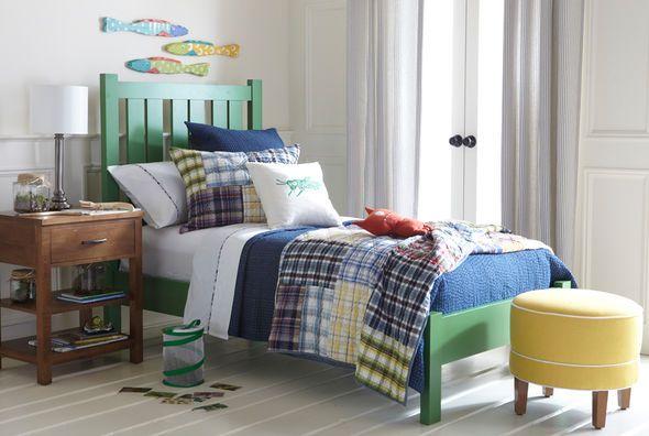 Ethan Allen   Fresh Colors Bedroom