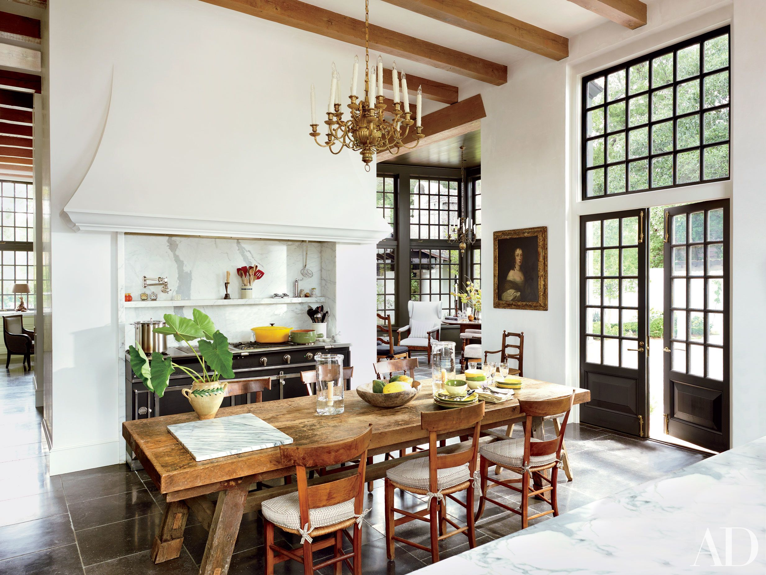 29 French Doors That Provide A Grand Entrance