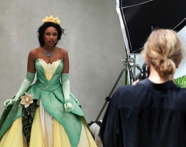 Annie Leibovitz Disney Dream behind the scene | Behind-the-Scenes Photos and Videos of Annie Leibovitz's Disney ...