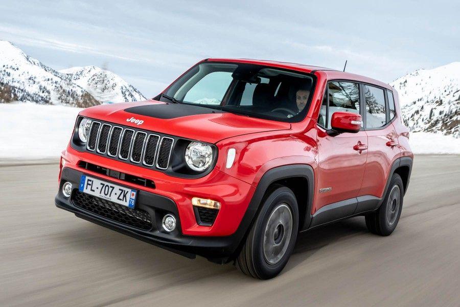 Jeep Renegade 2020 Serie Speciale Hivernale Quiksilver Winter Edition En 2020 Jeep Retroviseur Quatre Roues