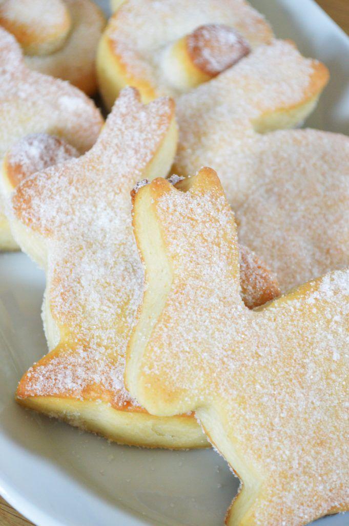 Quark-Häschen - süße Häschen für das Osterfrühstück | teeunkooken.de