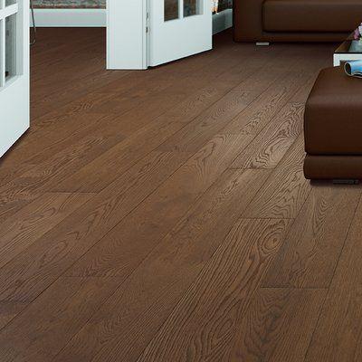 Mohawk Weathered Appeal 7 Engineered Oak Hardwood Flooring In Low
