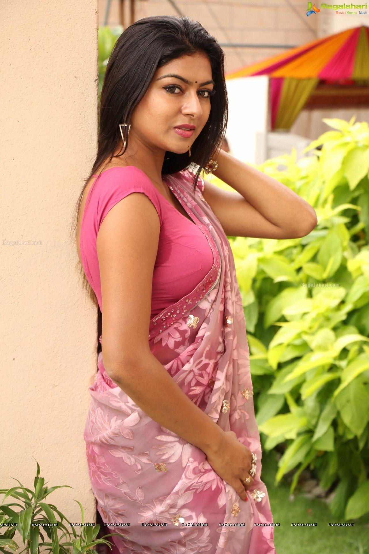 Pin By Gowri Kenesten On Sarees  Indian Actresses, Indian -9633