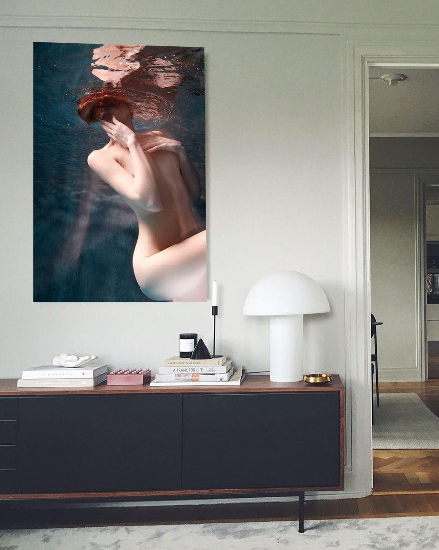 Submerged Harry Fayt Art Art Decor Interior