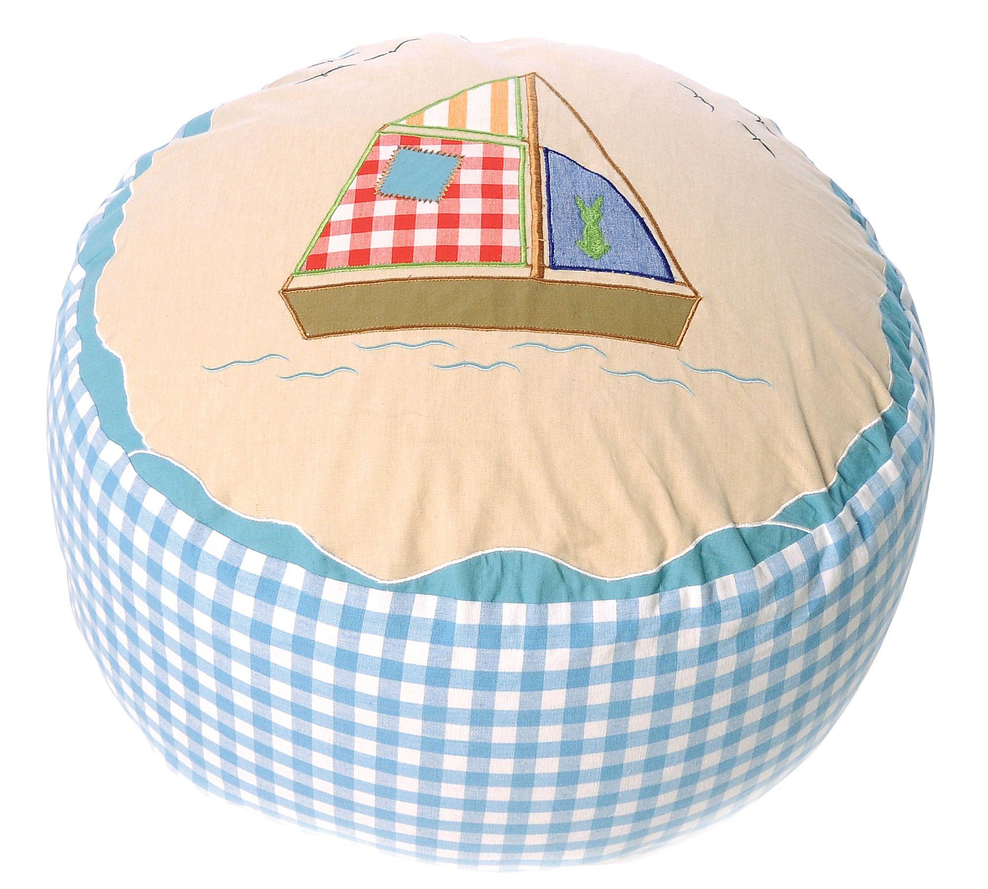 Ideal Boat House Strandhaus Sitzsack von Wingreen Petit Pont Skandinavische M bel u Wohnaccessoires online