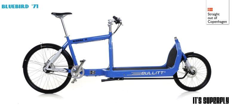Schnell Mal Was Bewegen Bluebird Lastenfahrrad Fahrrad Fahren