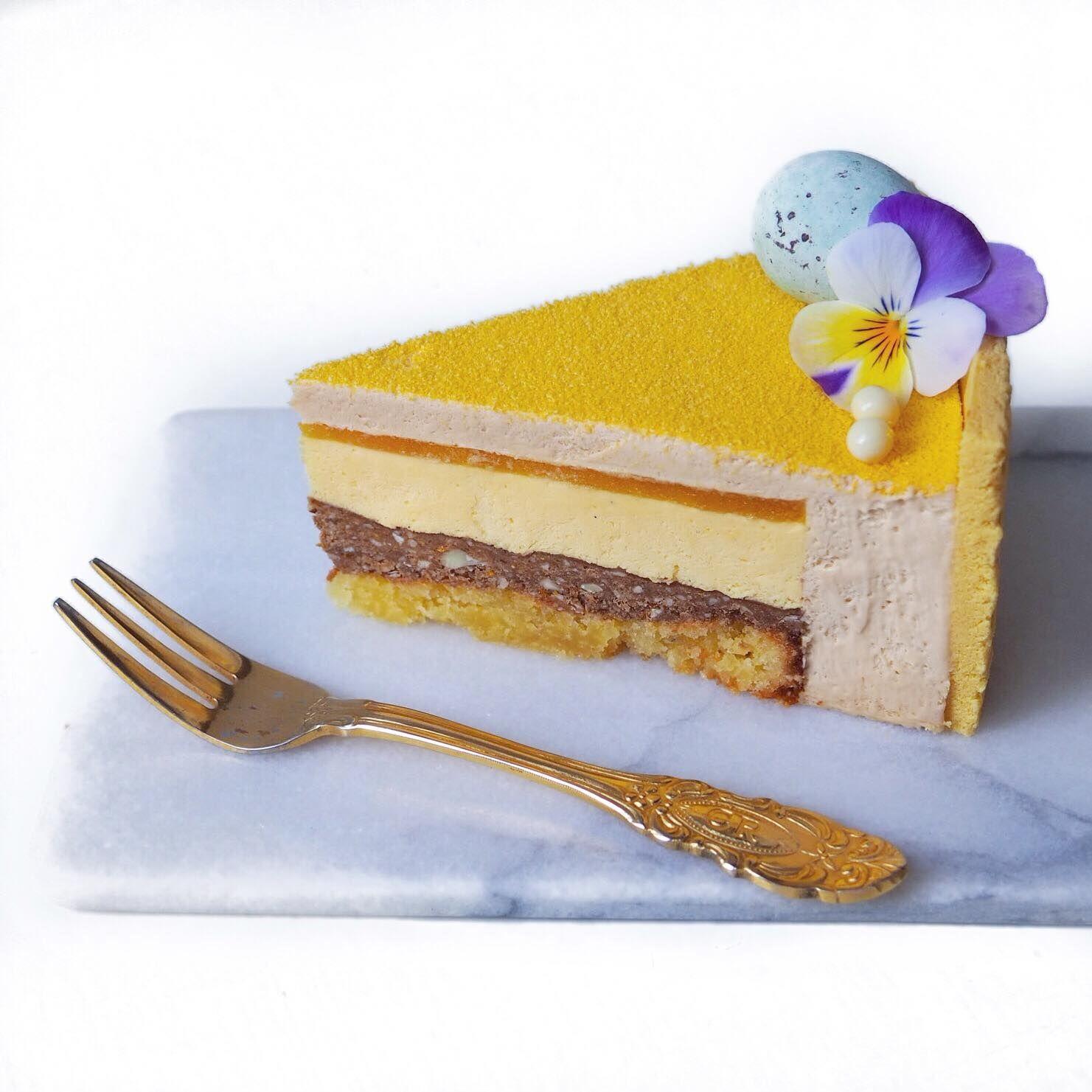 Min Tredje Og Muligvis En Af De Allerbedste Kager Til Dato Paskekage 3 0 I 2020 Med Billeder Dessert Elegante Kager Laekre Kager
