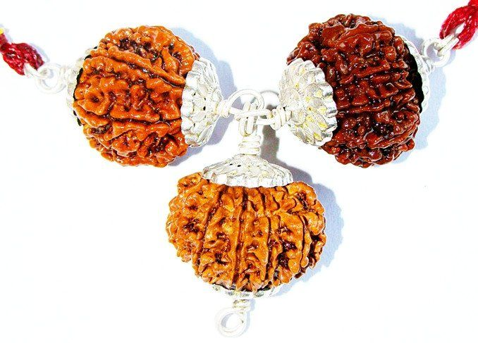 Evil protection Rudraksha Pendant for Protection from Black Magic Tantra Attacks…