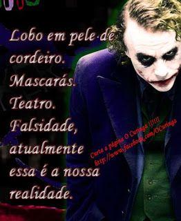Eu O Amor Frases Doz Coringas Frases Do Coringa