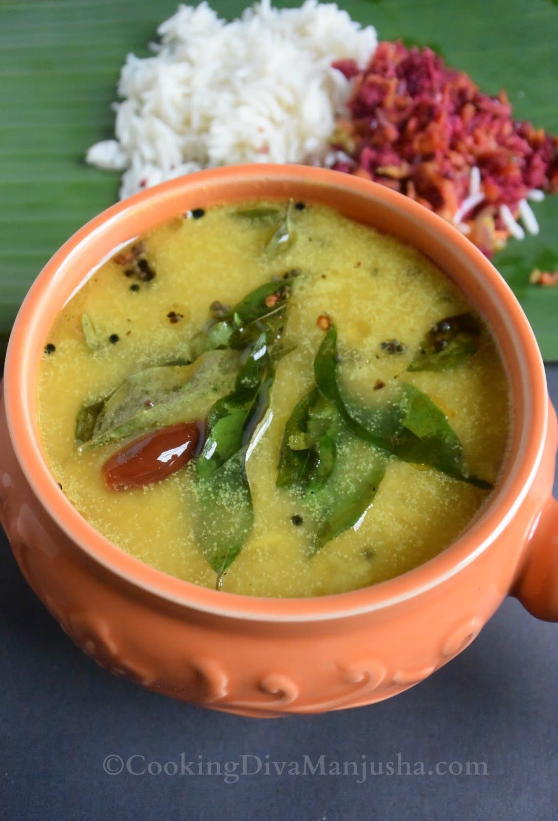 How to cook dallentilparippu without pressure cooker and make food how to cook forumfinder Images