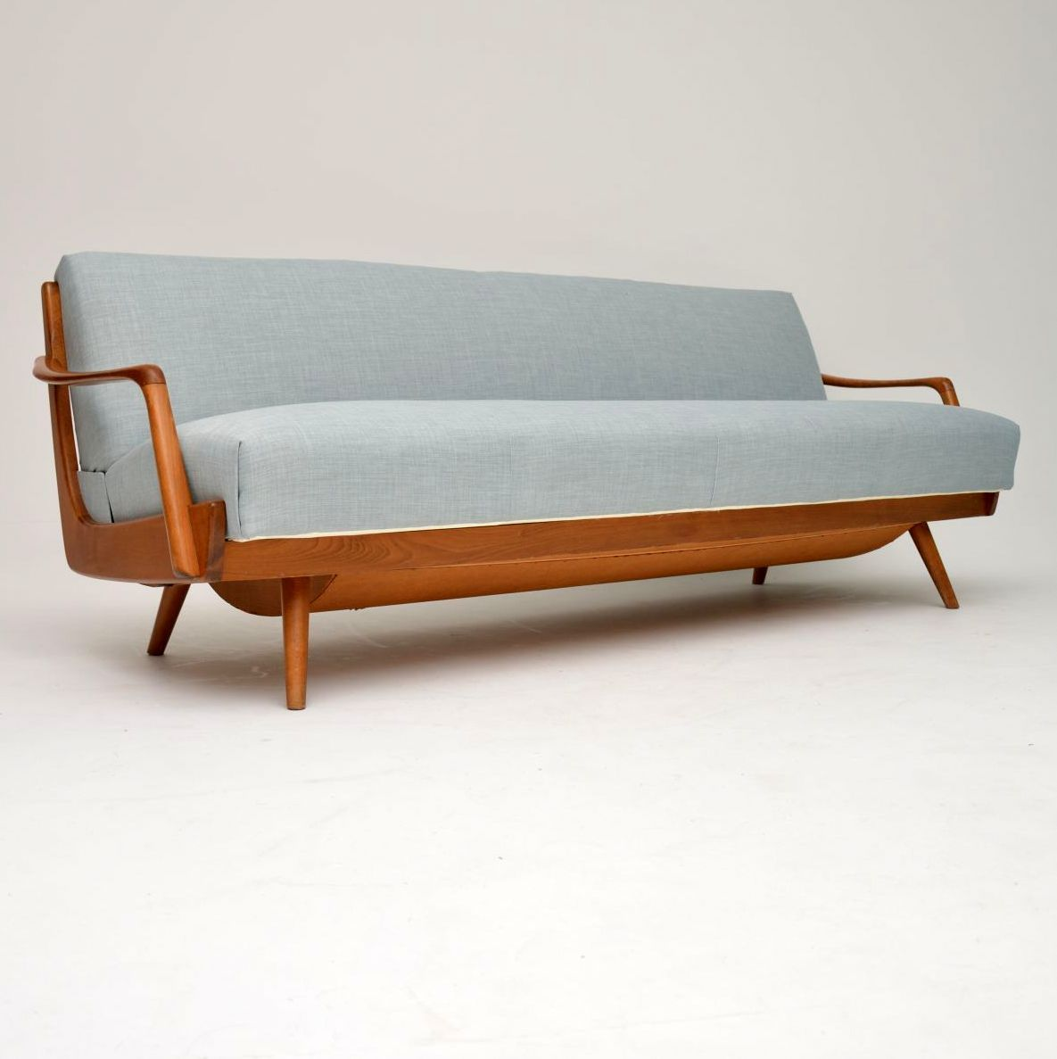Retro Sofa Wood Retro Sofa Daybed