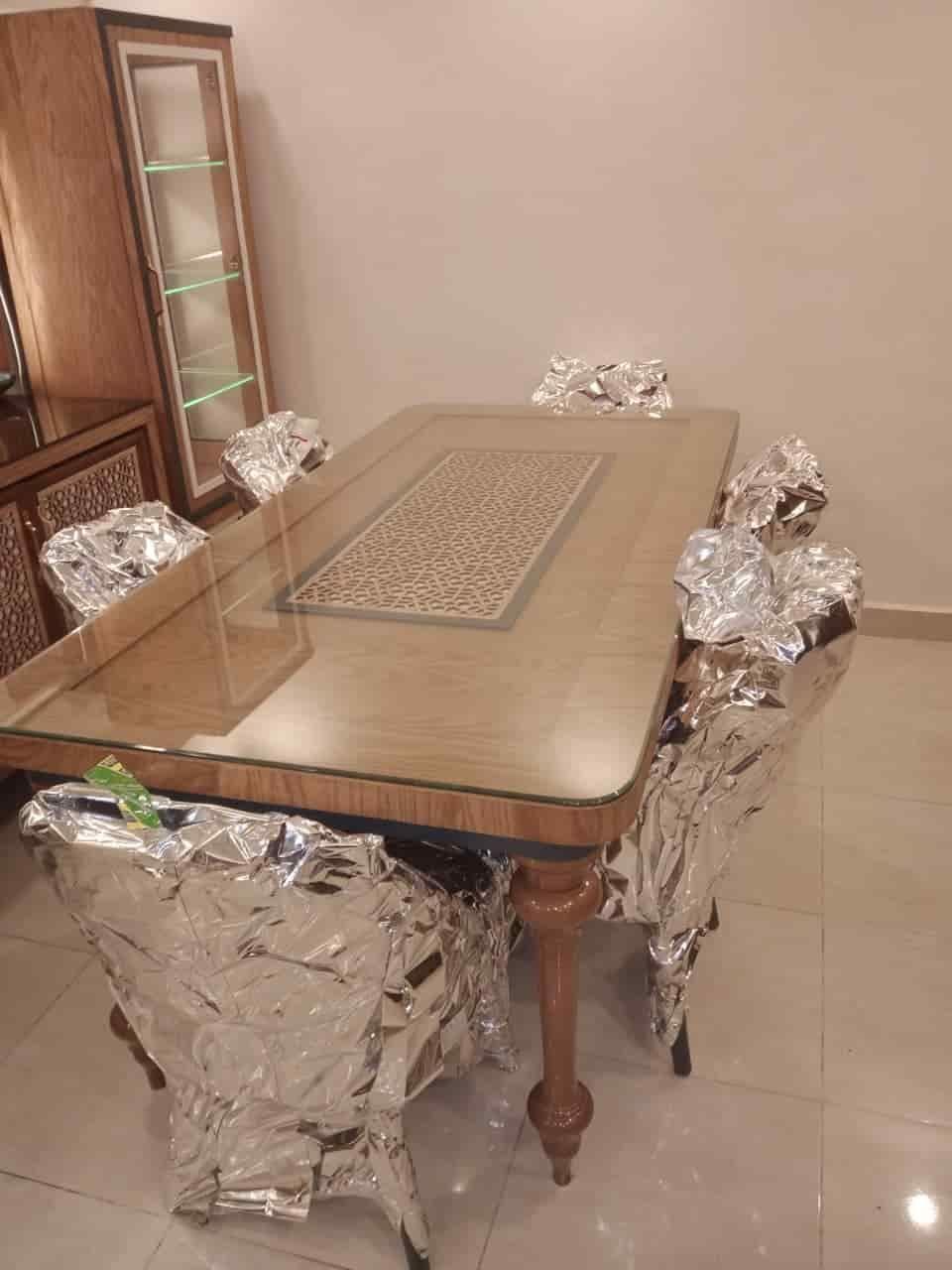 بوفيه سفرة طقم غرف سفره جديده شوفنيرة مودرن كلاسيك Dining Buffet Rustic Dining Table Dining Table
