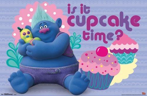 Trolls - Cupcakes Poster Print (34 x 22) - Item # TIARP14673