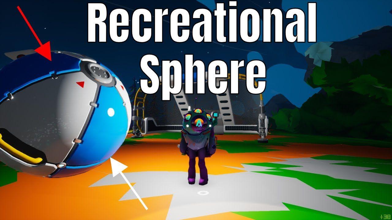 Recreational Sphere Astroneer Summer Update With Images