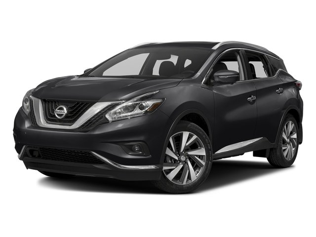The Nissan Murano S Has A Handsome Floating Roof And A Bold V