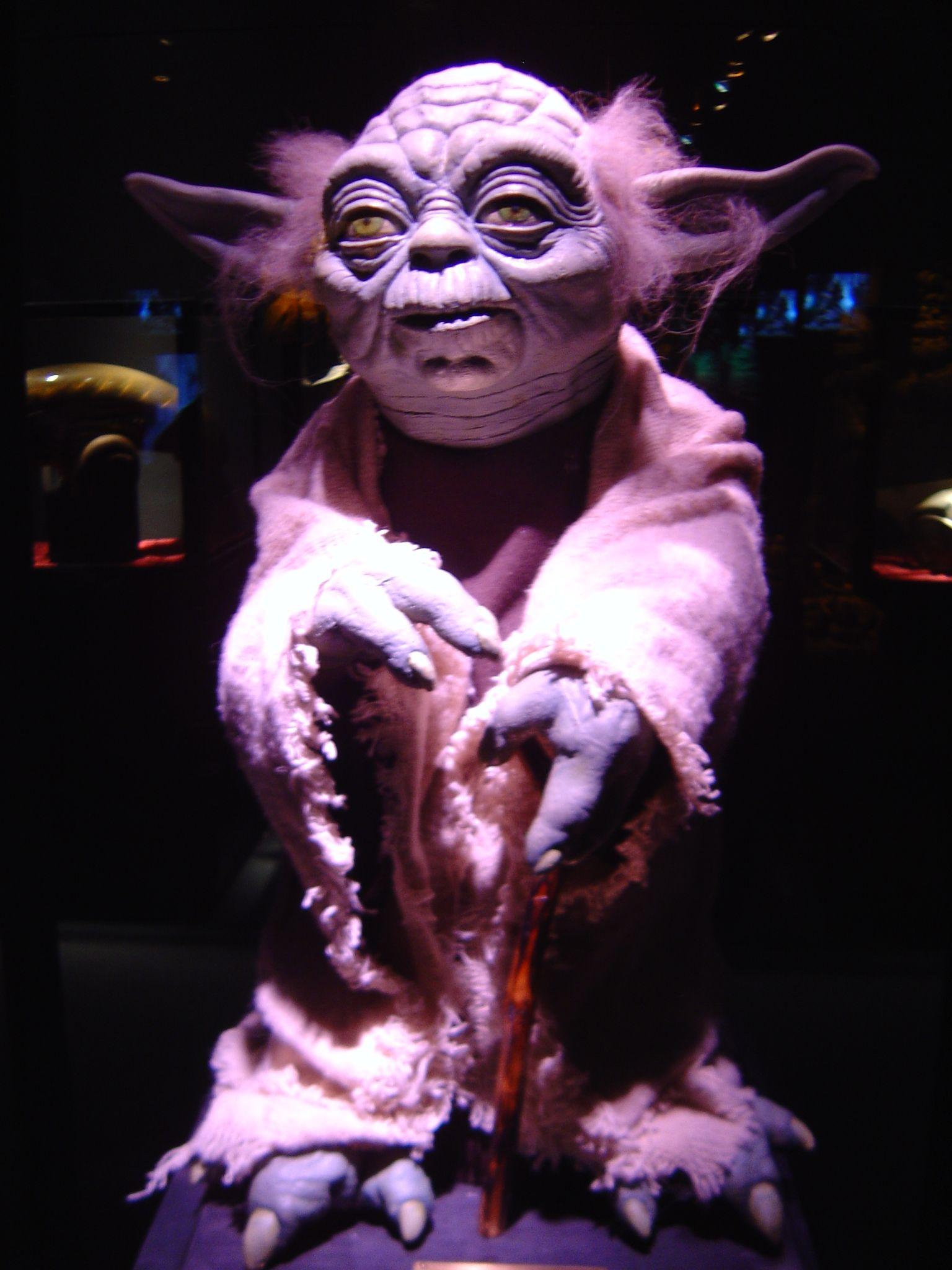 Illusive Concepts Yoda | Star Wars Collectibles | Pinterest | Nice ...