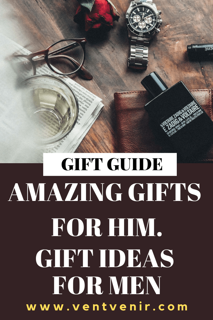 Gift Guide For Him 2019 Wonderful Ideas Men Boyfriend Birthday Valentines Gifts