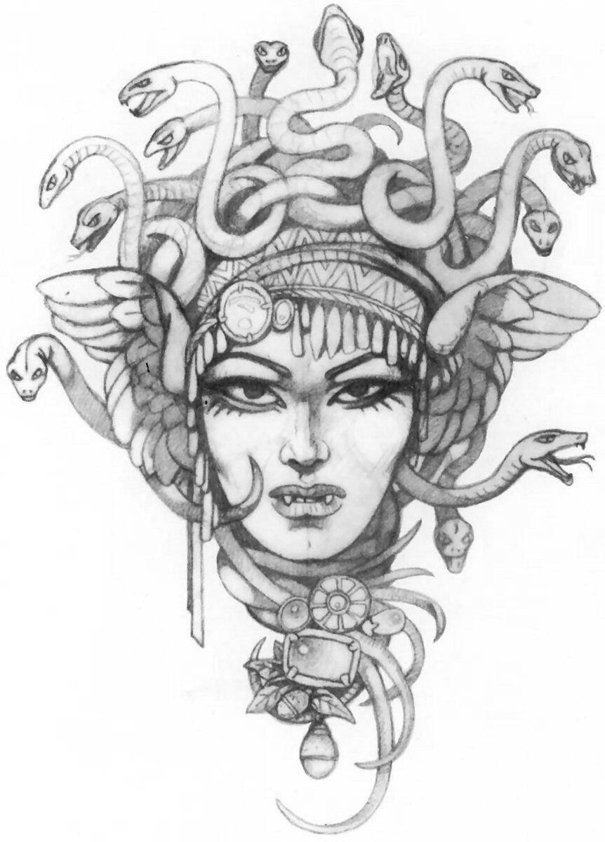 грей медуза горгона рисунки рукой мастурбируя клитор