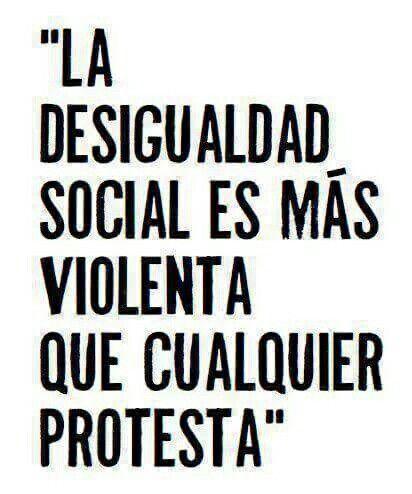 La Desigualdad Social Frases Anarquistas Arte De Protesta
