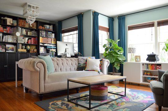 Jesyka's Room for Four — Small Cool   Apartment Therapy