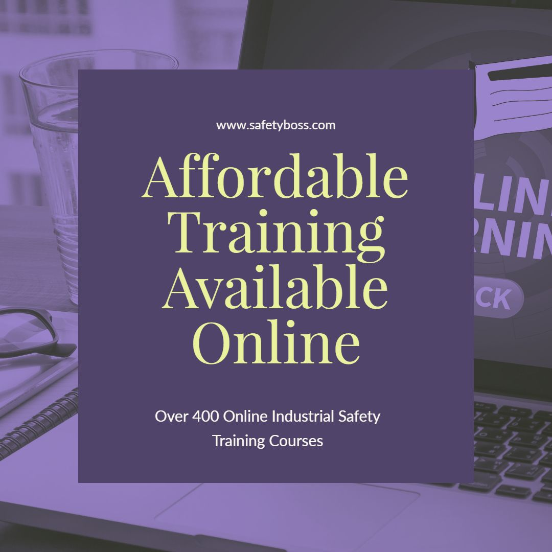 Safety Boss Now Offers More Than 400 Online Industrial Safety