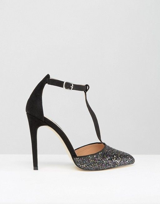b17a1d72dc Miss KG Glitter Court Shoe | Currently craving | Court shoes, Shoes ...