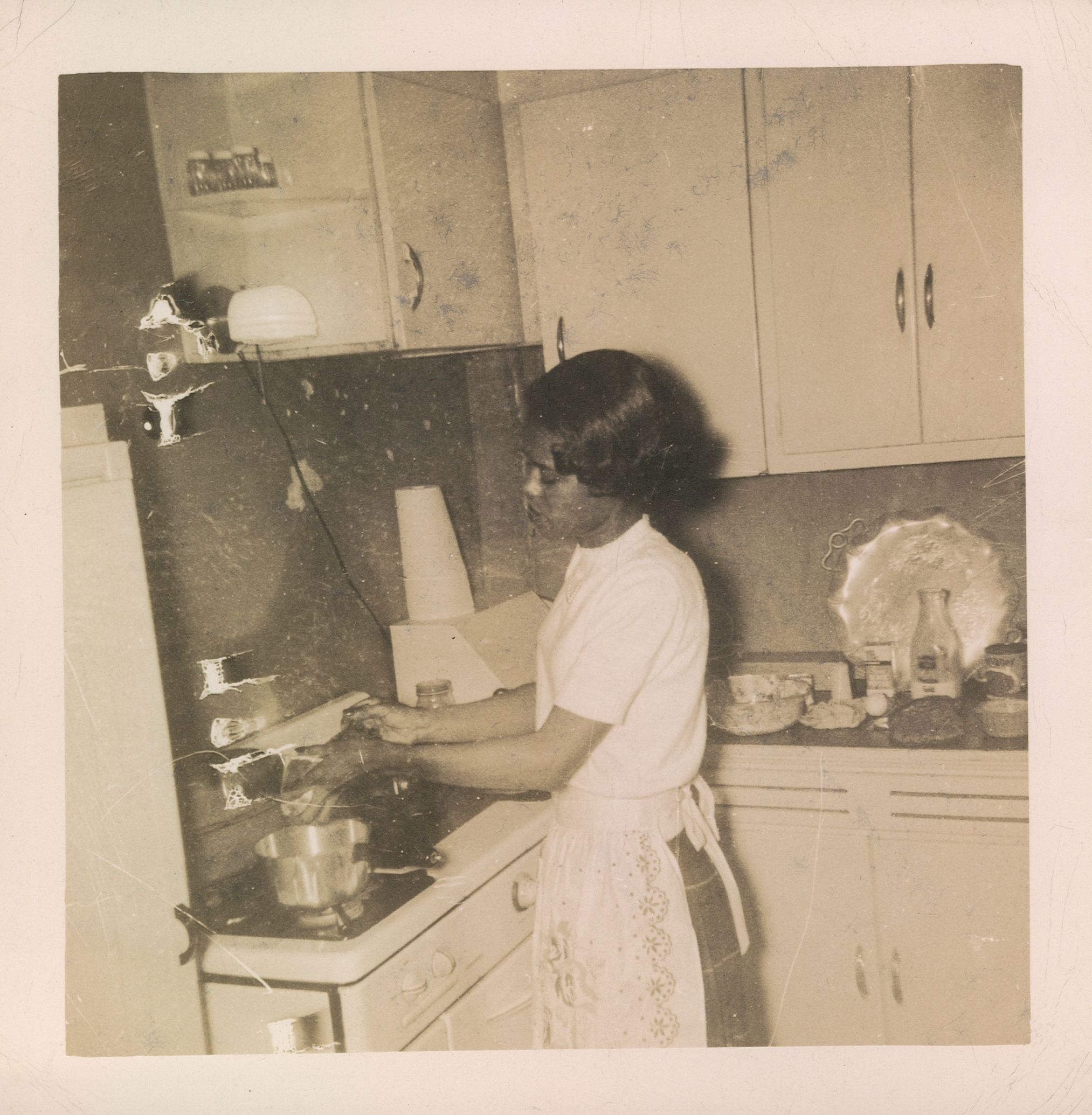 During The 1950s Housewives In African American