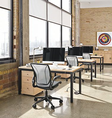 Diffrient World Office Chairs In Black Black Office Modern And Room