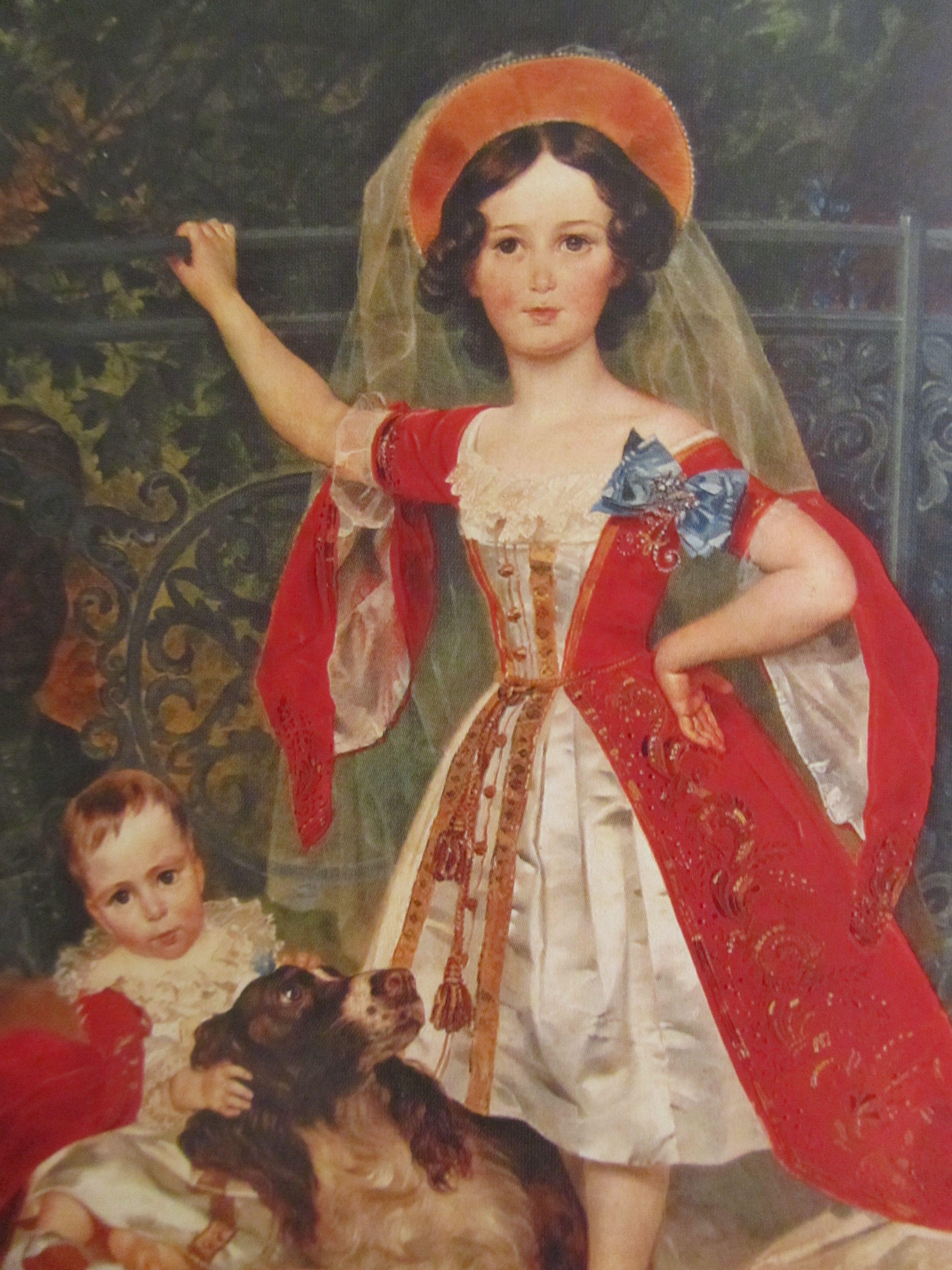 Платья женские эпохи михаила федоровича