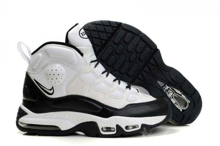 7a236cbd89 Nike Air Griffey Max 3 Shoes Black White | Caress your feet | Shoes ...
