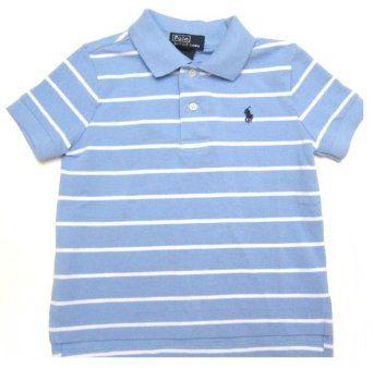 Ralph Lauren Toddler Boys Polo Shirt in