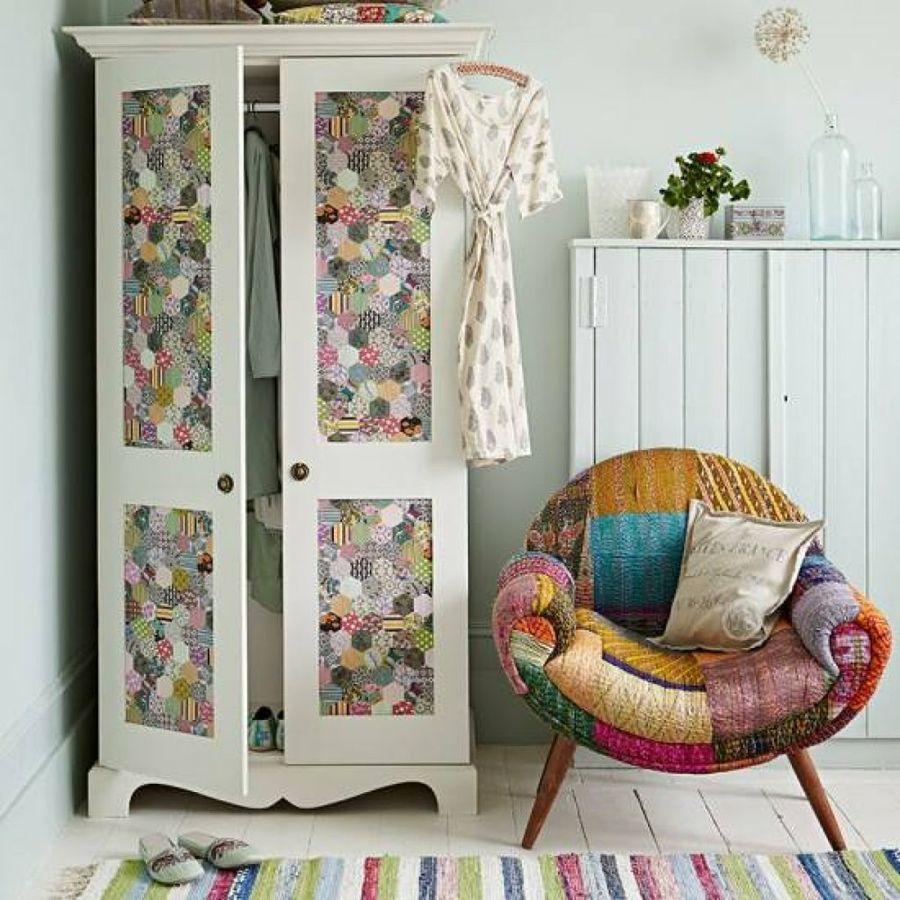 Reinventa tus muebles con la técnica del \'Decoupage\'   Armoire ...
