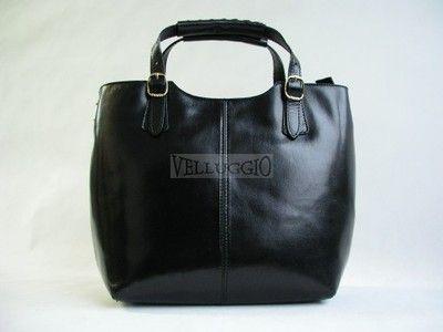 Torebka Zarka Shopper Sredni Wloska Skora Na Zamek 5865180412 Oficjalne Archiwum Allegro Bags Hobo Fashion