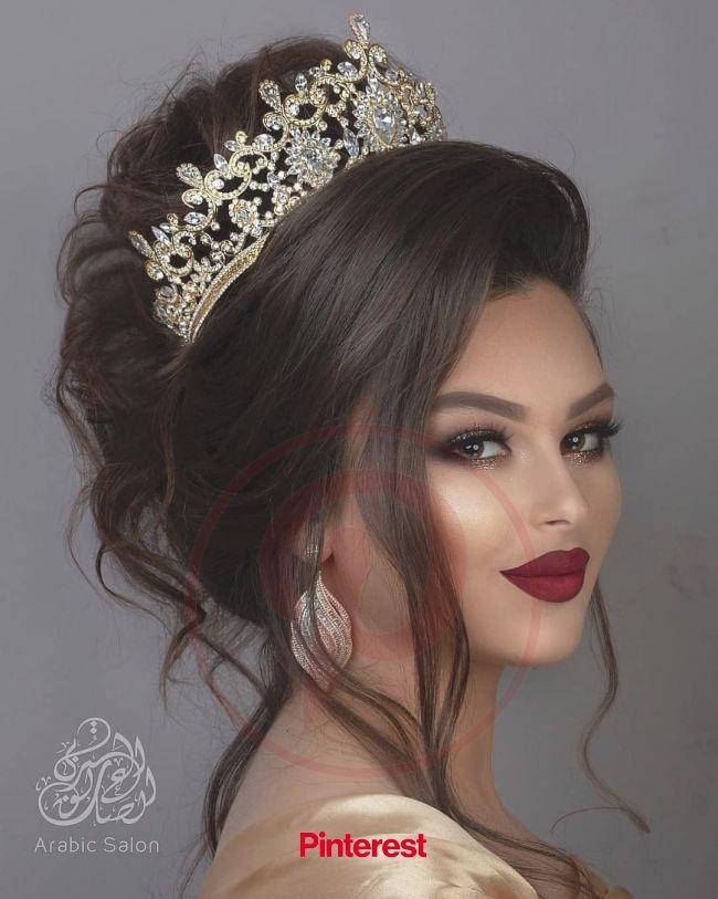 Kizlarin Guzellik Dunyasi On Instagram 1 6 En Cok Hangi Modeli Begendin Gormesin I Bridal Hair And Makeup Bridal Makeup Looks Bridal Hair Buns
