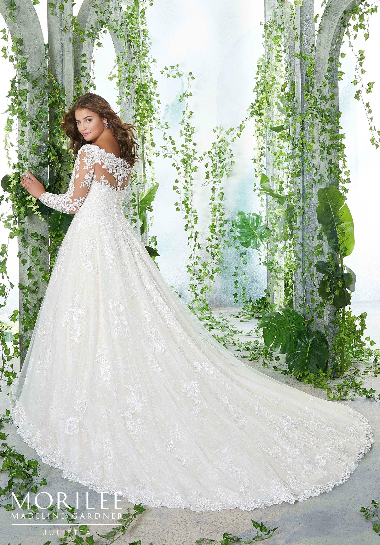 0b320cf502 Patience Plus Size Wedding Dress in 2019