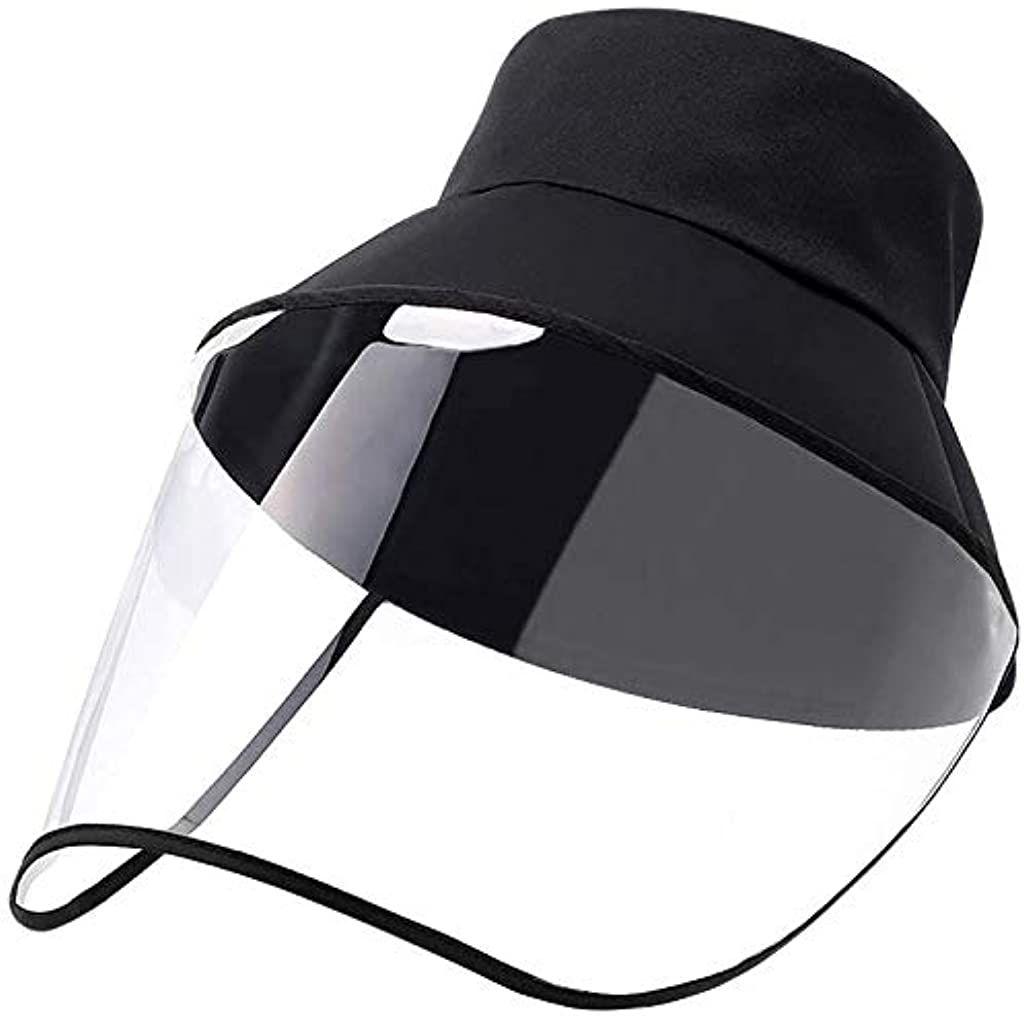 Homealexa Housse de protection pour le visage pour adulte Noir