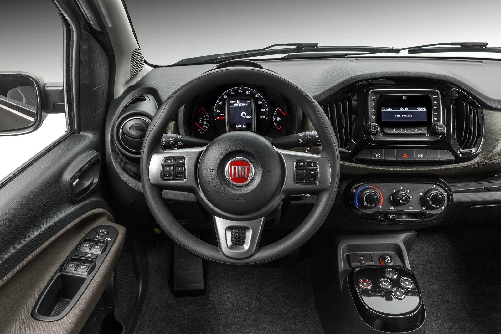 Novo Fiat Uno 2015 Video Mostra Detalhes Das Versoes Novo Fiat