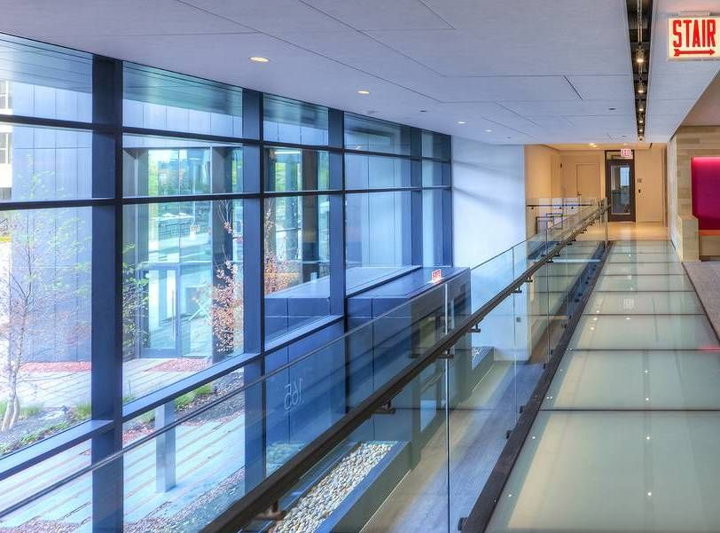 Home Fire Rated Glass Floors Laminated Glass Glass Floor Architecture