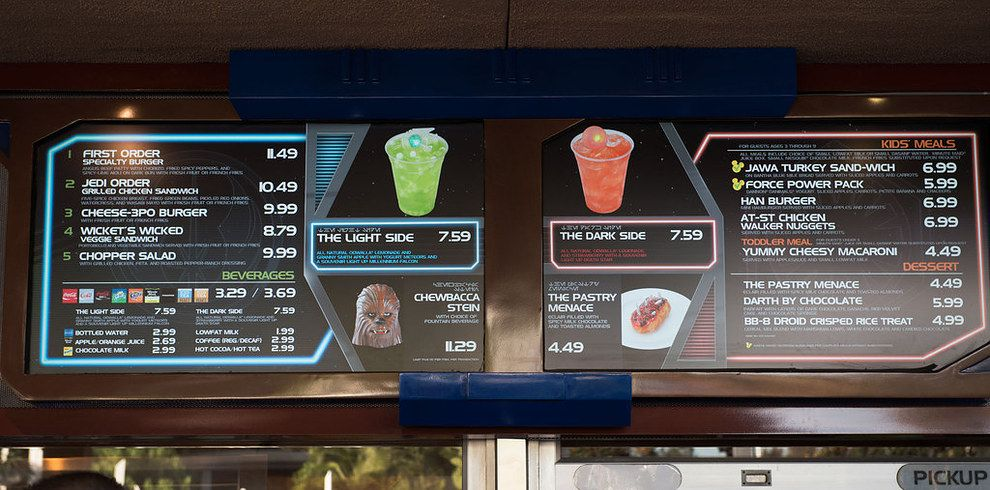 The Galactic Grill | What Every Star Wars Fan Needs To See At Disneyland