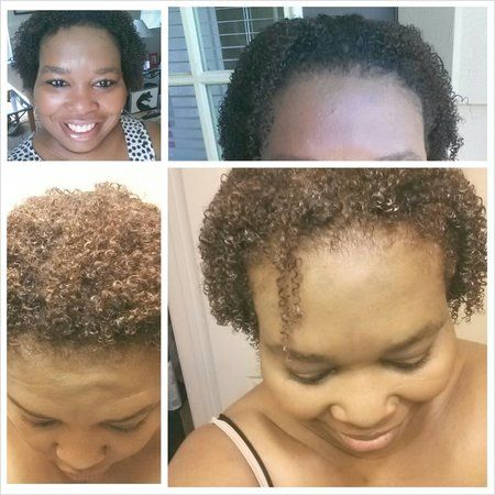 Product Review - Shea Moisture Hair Color System #hair #product