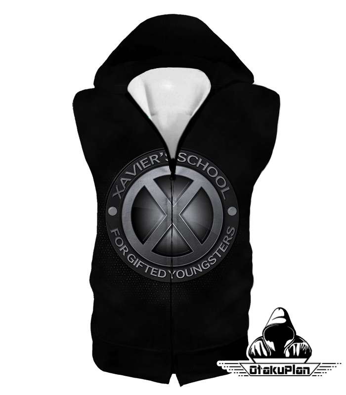 Xaviers School For Gifted Youngsters Awesome Promo Black