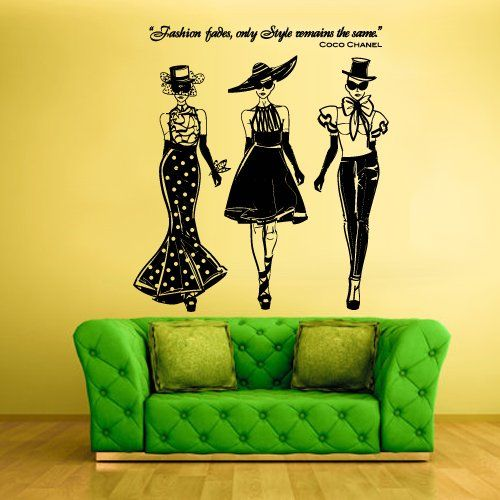 Nice Fashion Wall Decor Photos - Wall Art Design - leftofcentrist.com