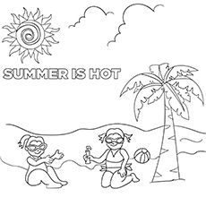 top 50 free printable summer coloring pages online in 2020