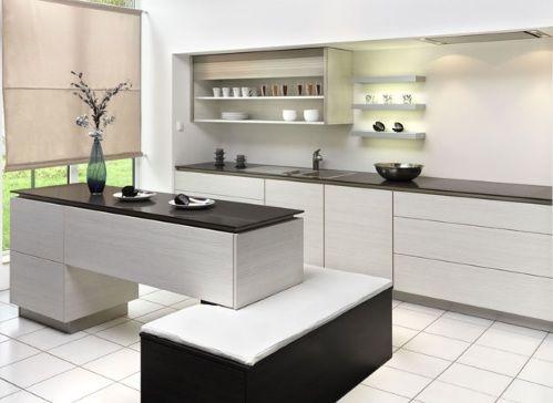 Beyaz Mutfak Dolap Modelleri  Moda Dekorasyonlar  Pinterest Impressive New Modern Kitchen Design 2018